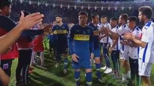 Video Zarate Premiacion Copa Superliga 02062019