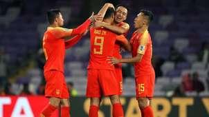 Xiao Zhi China Asian Cup