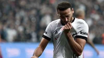 Cenk Tosun Besiktas Süper Lig 02122017