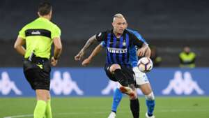 Radja Nainggolan Napoli Inter