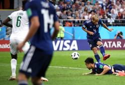 Keisuke Honda vs Senegal