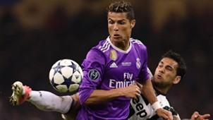 Ronaldo Dani Alves Madrid Turin 060317