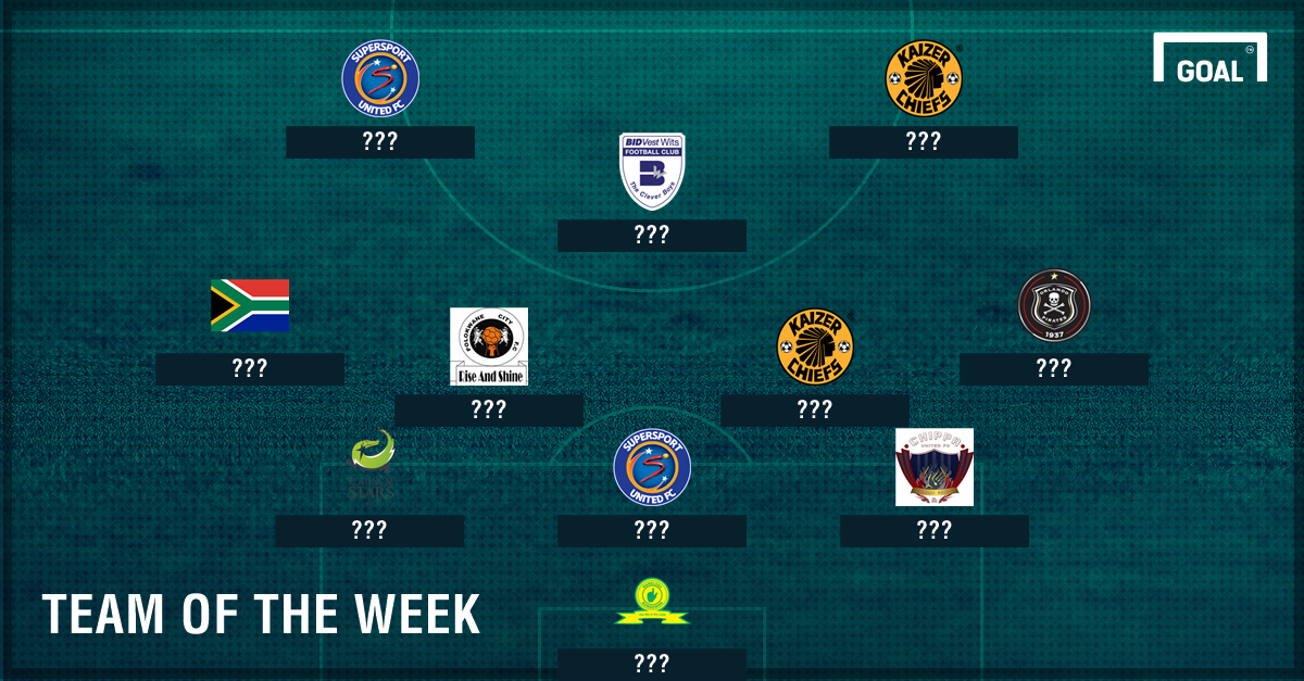 SA Team of the Week March 16