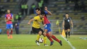 Brendan Gan, Perak v Johor Darul Ta'zim, Malaysia Super League, 6 Jul 2019