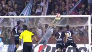 Captura Marcelo Grohe Lanus Gremio Copa Libertadores 29112017