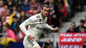 Gareth Bale Real Madrid Atletico Madrid La Liga 09022019