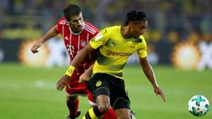 Pierre Emerick Aubameyang Borussia Dortmund Super Cup