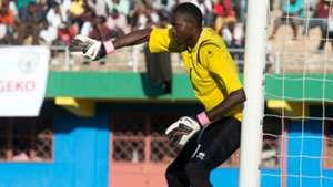 AFC Leopards keeper Erick Ndayishimiye.