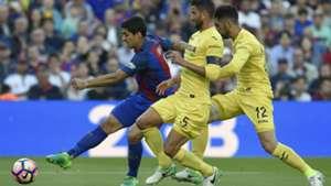 Luis Suarez Barcelona Villarreal LaLiga 06052017