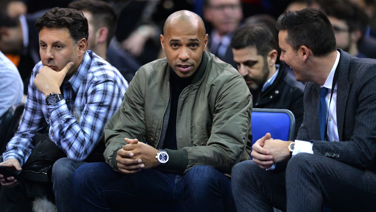 Thierry Henry NBA