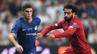 Christian Pulisic, Mohamed Salah