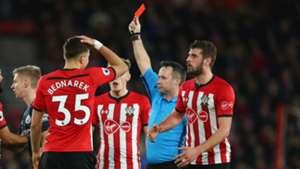 Pierre-Emile Hojbjerg Southampton Manchester City Premier League
