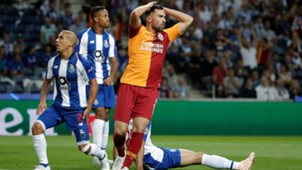 Sinan Gumus Porto Galatasaray 10032018