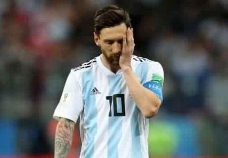 Inside Messi & Argentina's 'football crisis'