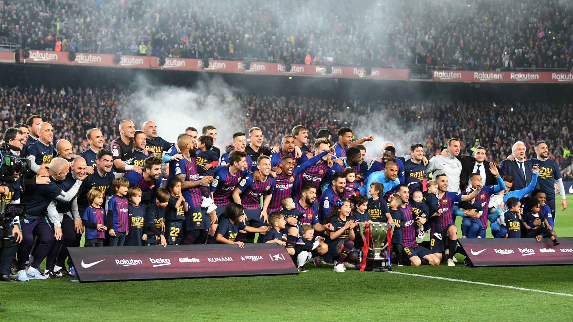 Barcelona LaLiga 04272019