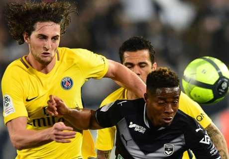 Kamano on target in Bordeaux's win vs. Saint-Etienne