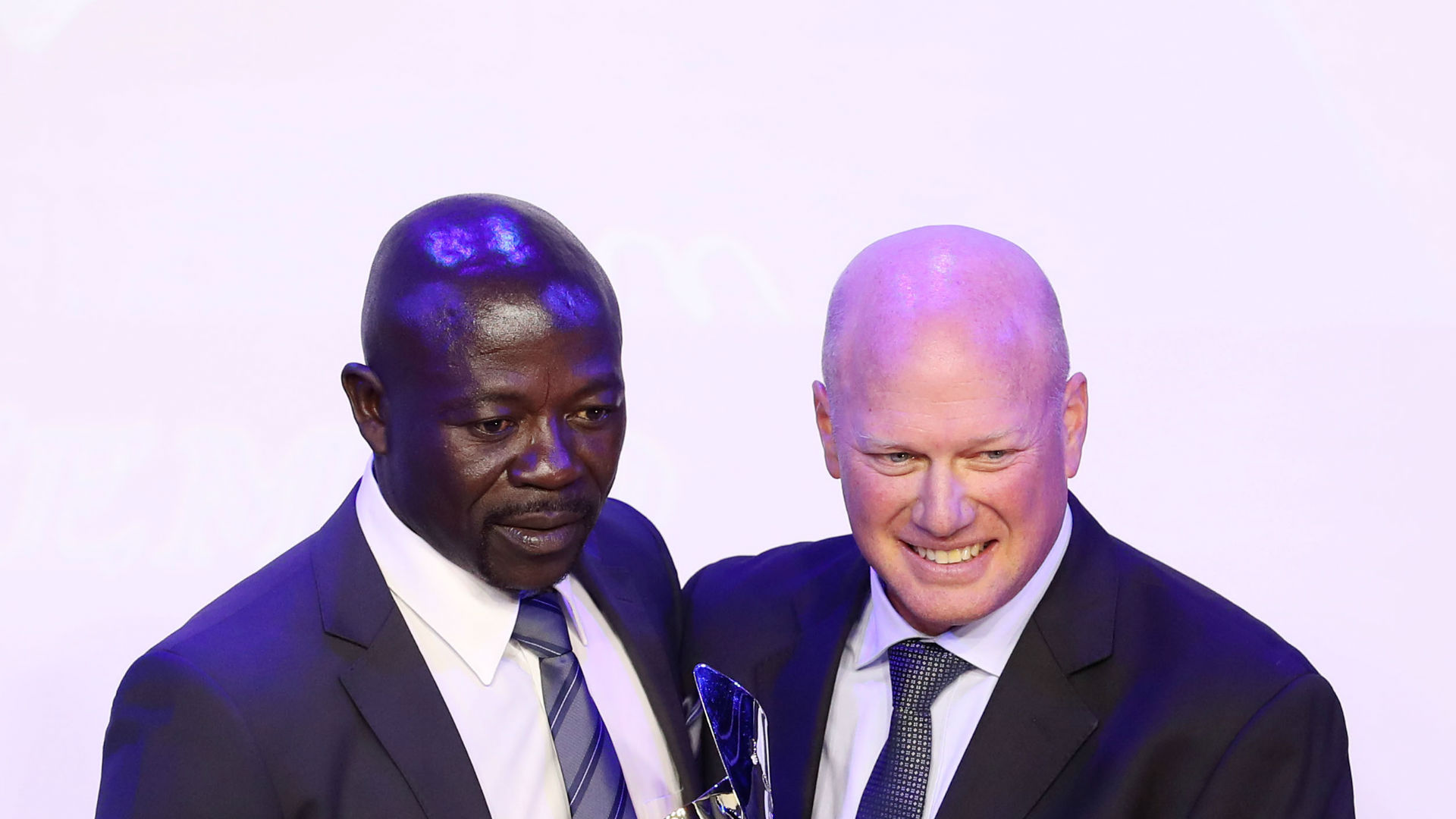 SuperSport's Tembo and Matthews