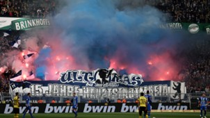 Borussia Dortmund Hertha Fans 2018