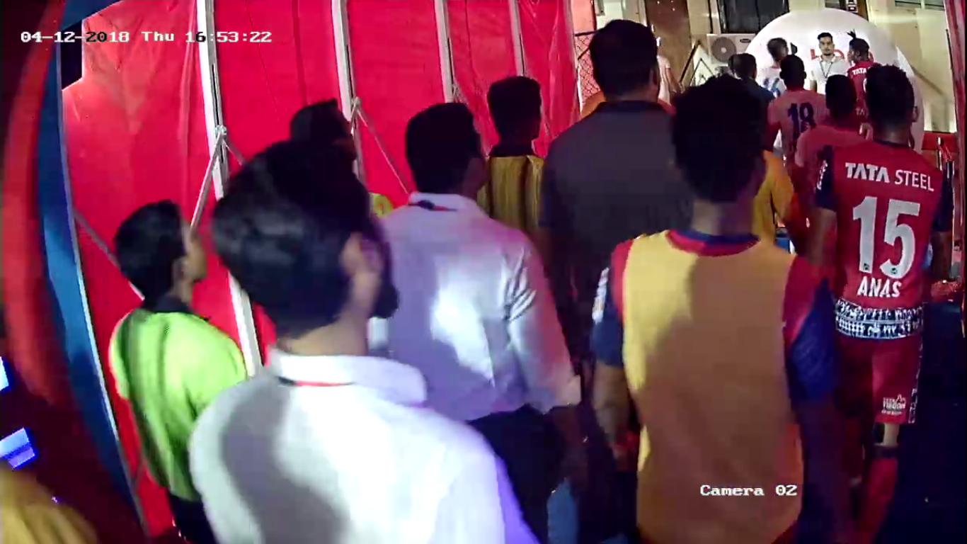 Goa-Jam tunnel fight 6