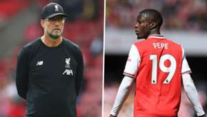 Pepe to Liverpool? Why Arsenal's record signing was never a transfer target for Klopp