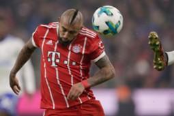 Arturo Vidal Bayern München