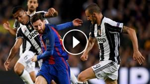 GFX VIDEO Chiellini Messi