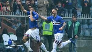 Sampdoria Genoa Defrel Murru