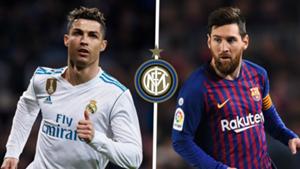 Inter Messi Ronaldo