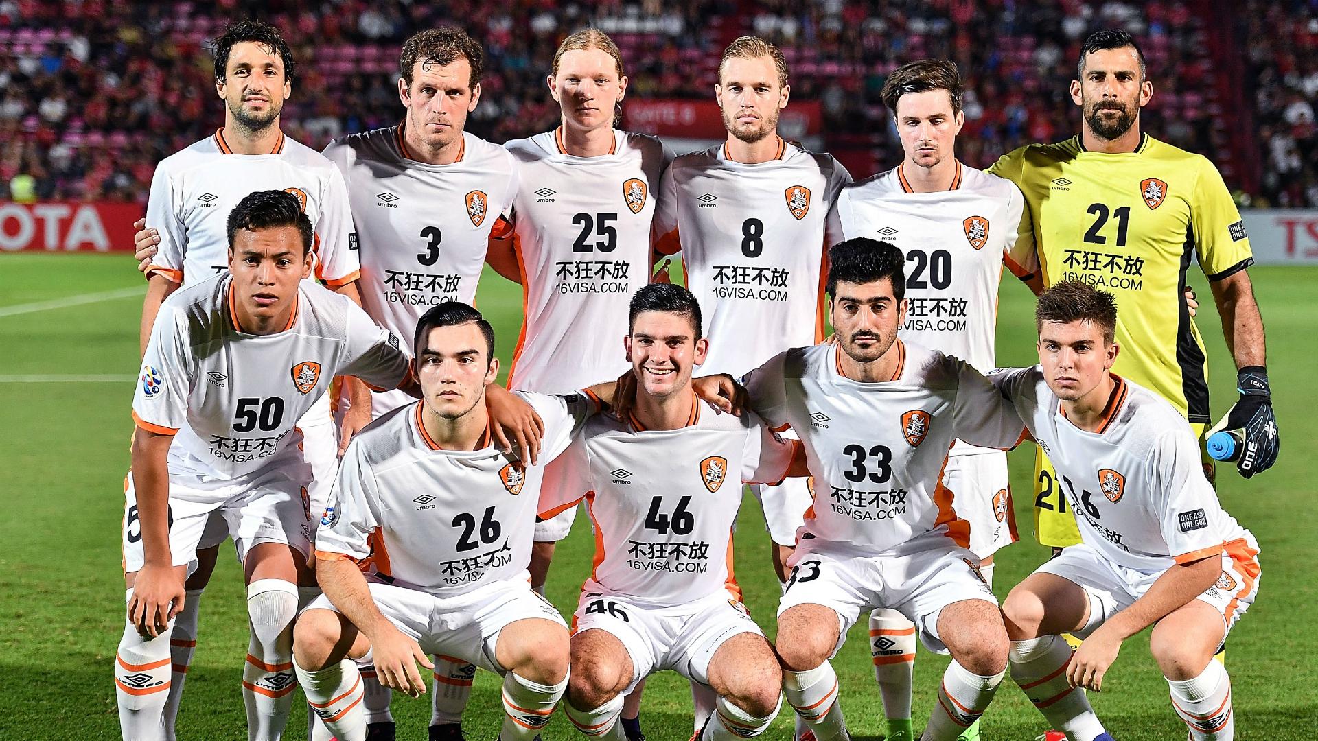 Muangthong United v Brisbane Roar AFC Champions League 26042017