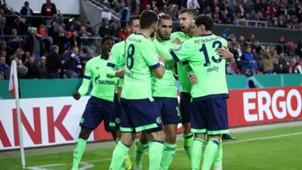 Schalke 04 DFB-Pokal 31102018