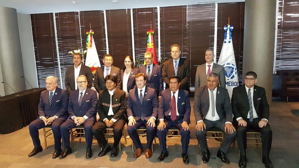 Fútbol: Conmebol presentó las sedes de Brasil 2019