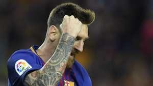 Lionel Messi Barcelona Espanyol La Liga