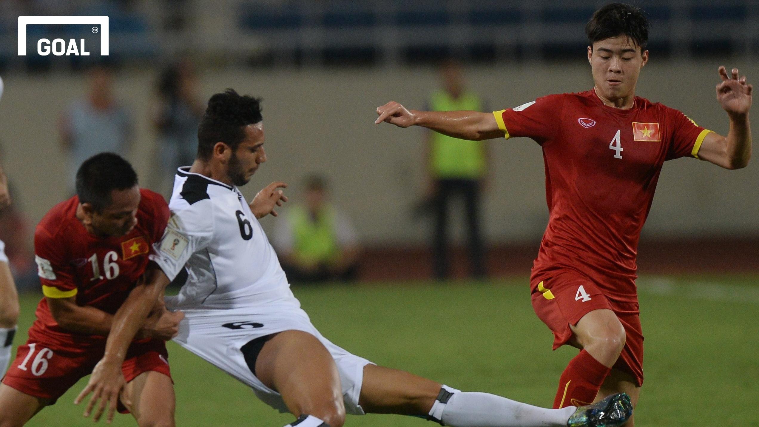 Duy Mạnh, Việt Nam vs Iraq, vòng loại World Cup 2018