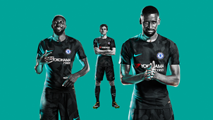 GFX Chelsea third kit