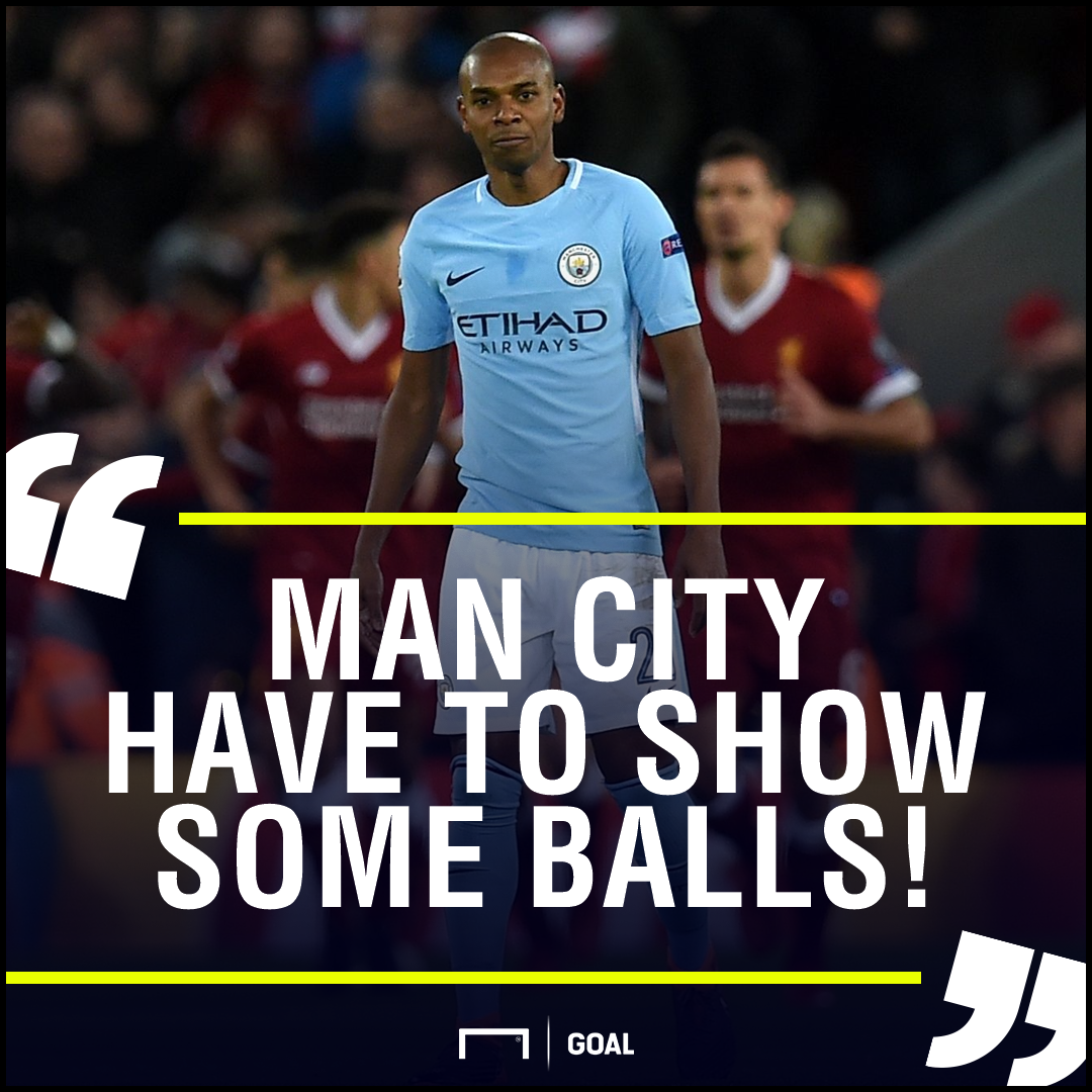 Manchester City have to show some balls Frank Lampard