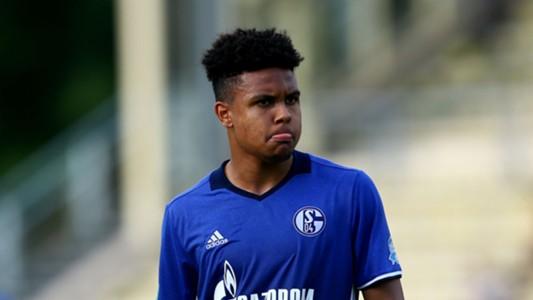 Weston McKennie Schalke U-19