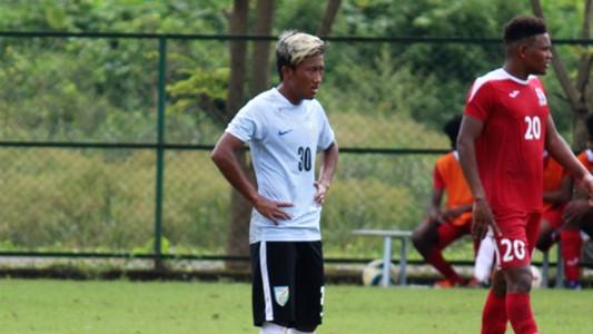 Joysana Singh Nongthongbam India U17