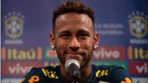 Neymar Seleção Brasil 06 09 2018