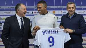 Memphis Depay Lyon