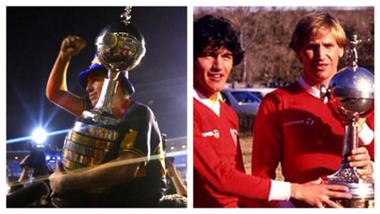 Juan Roman Riquelme Copa Libertadores Boca Juniors Independiente