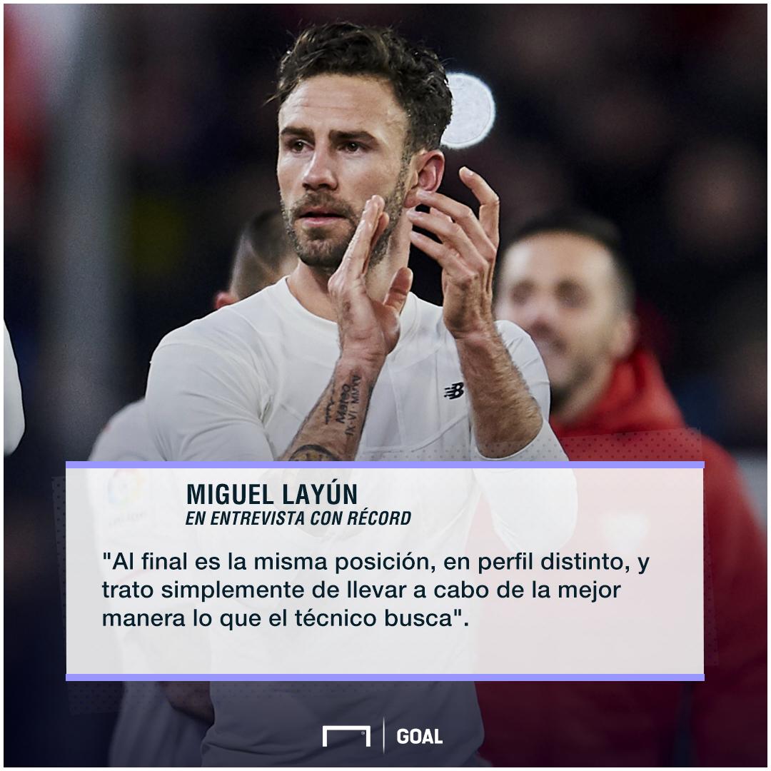 Miguel Layún le gusta jugar por ambos perfiles 010318