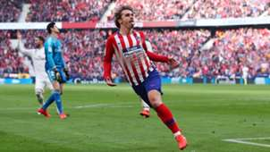 Antoine Griezmann Atletico Madrid Real Madrid