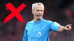 Martin Atkinson Premier League 2018-19