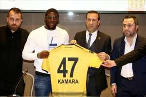 Aboubakar Kamara Fulham Transfer