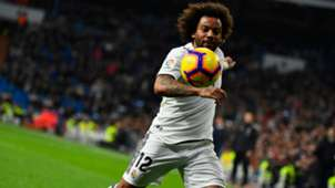 MARCELO REAL MADRID RAYO VALLECANO LALIGA