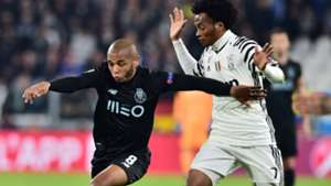 Brahimi Cuadrado Juventus Porto Champions League