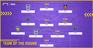 ISL 2017-18 Team of the Round 7