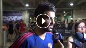 GFX Video David Villa