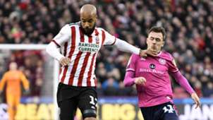 Mcgoldrick Sheffield United