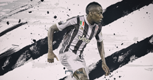 Blaise Matuidi Juventus GFX